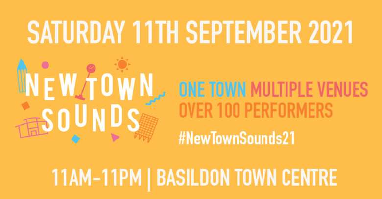 New Town Sounds 2021